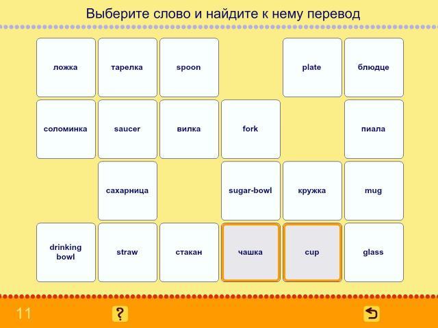 Учим английские слова. Кухонная утварь_7