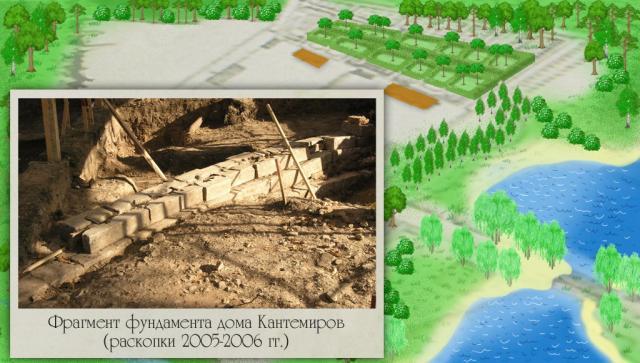"""Царицыно Василия Баженова"", фрагмент фильма"